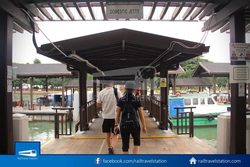 Pulau Ubin Bumboat Changi Point Pulau Ubin 004