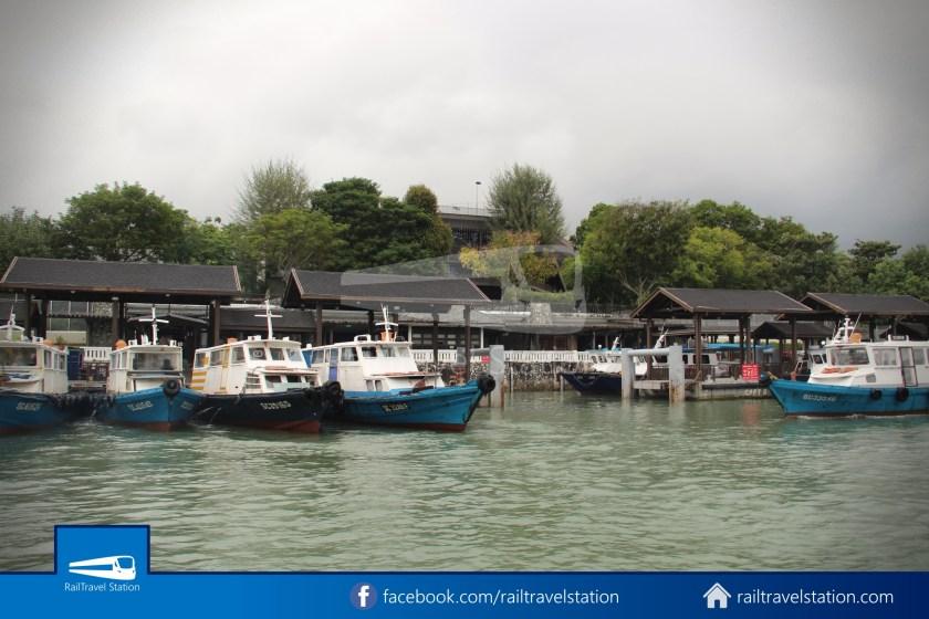 Pulau Ubin Bumboat Changi Point Pulau Ubin 009