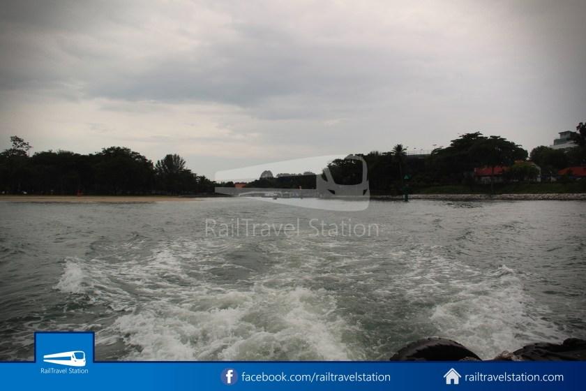 Pulau Ubin Bumboat Changi Point Pulau Ubin 012