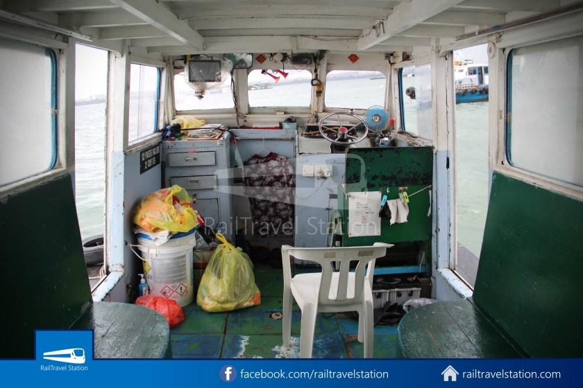Pulau Ubin Bumboat Changi Point Pulau Ubin 022