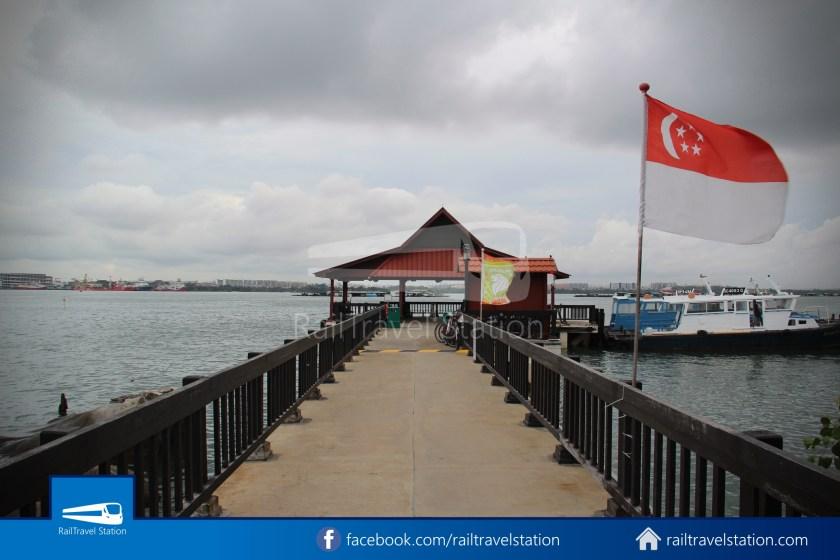 Pulau Ubin Bumboat Pulau Ubin Changi Point 002