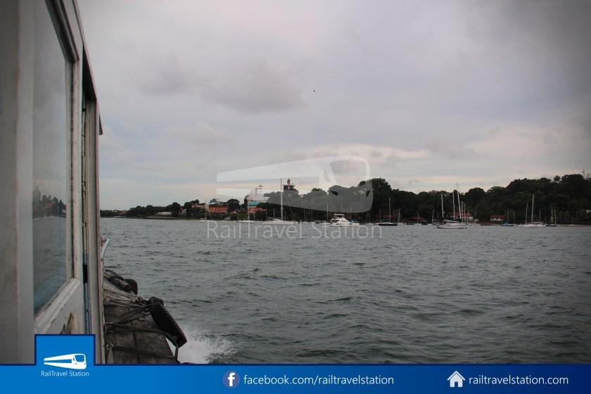 Pulau Ubin Bumboat Pulau Ubin Changi Point 016