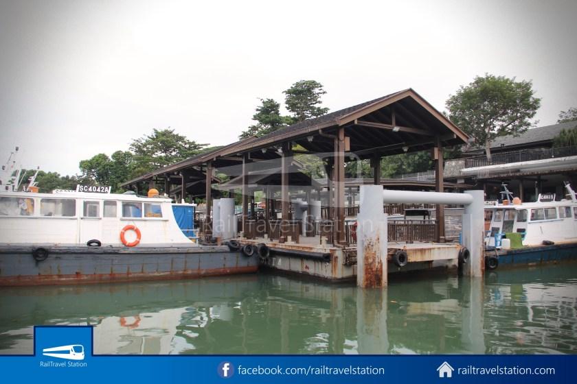 Pulau Ubin Bumboat Pulau Ubin Changi Point 021