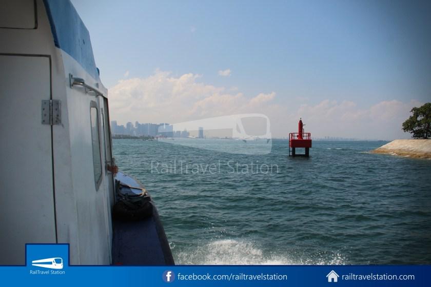 Marina South Ferries St John Island Kusu Island 009