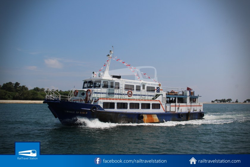 Marina South Ferries St John Island Kusu Island 013