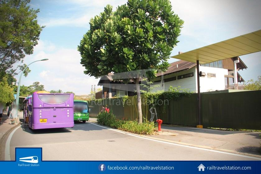 Retracing Old Sentosa Monorail 2020 Station 5 Palawan Beach Station 001