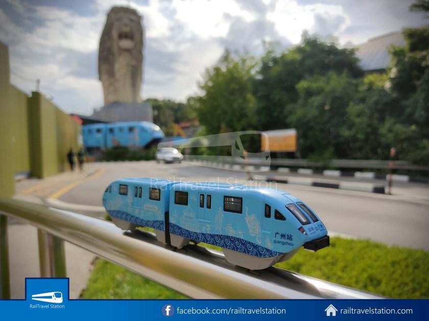 Sentosa Monorail Bus Models Taobao Knockoffs 008