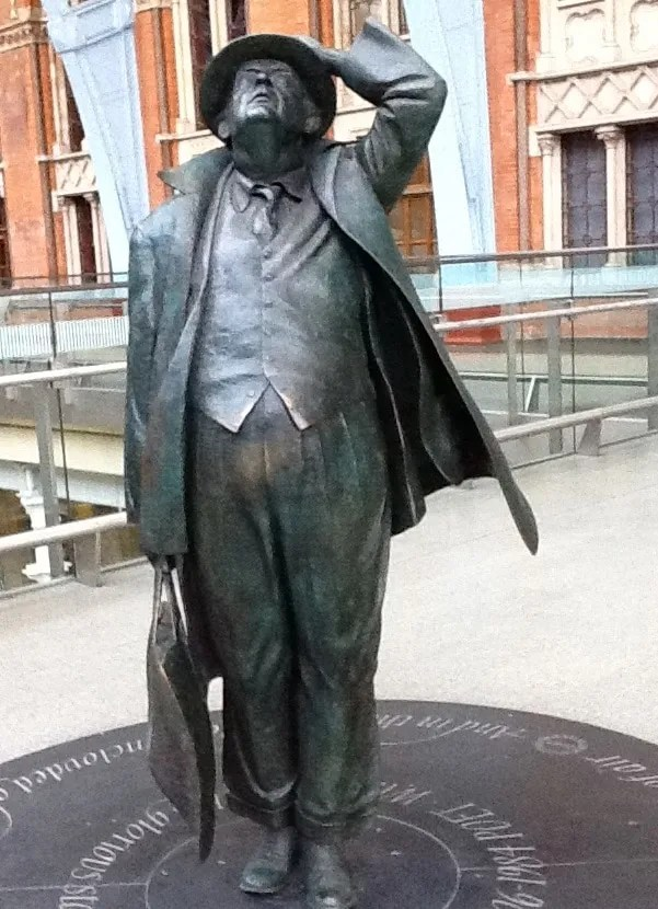 John Betjeman was prophetic in his view that railways were bound to be used again so why was he ignored?