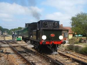 Isle of Wight railway
