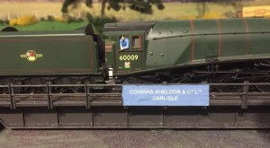 60009 - Union of South Africa - model railway
