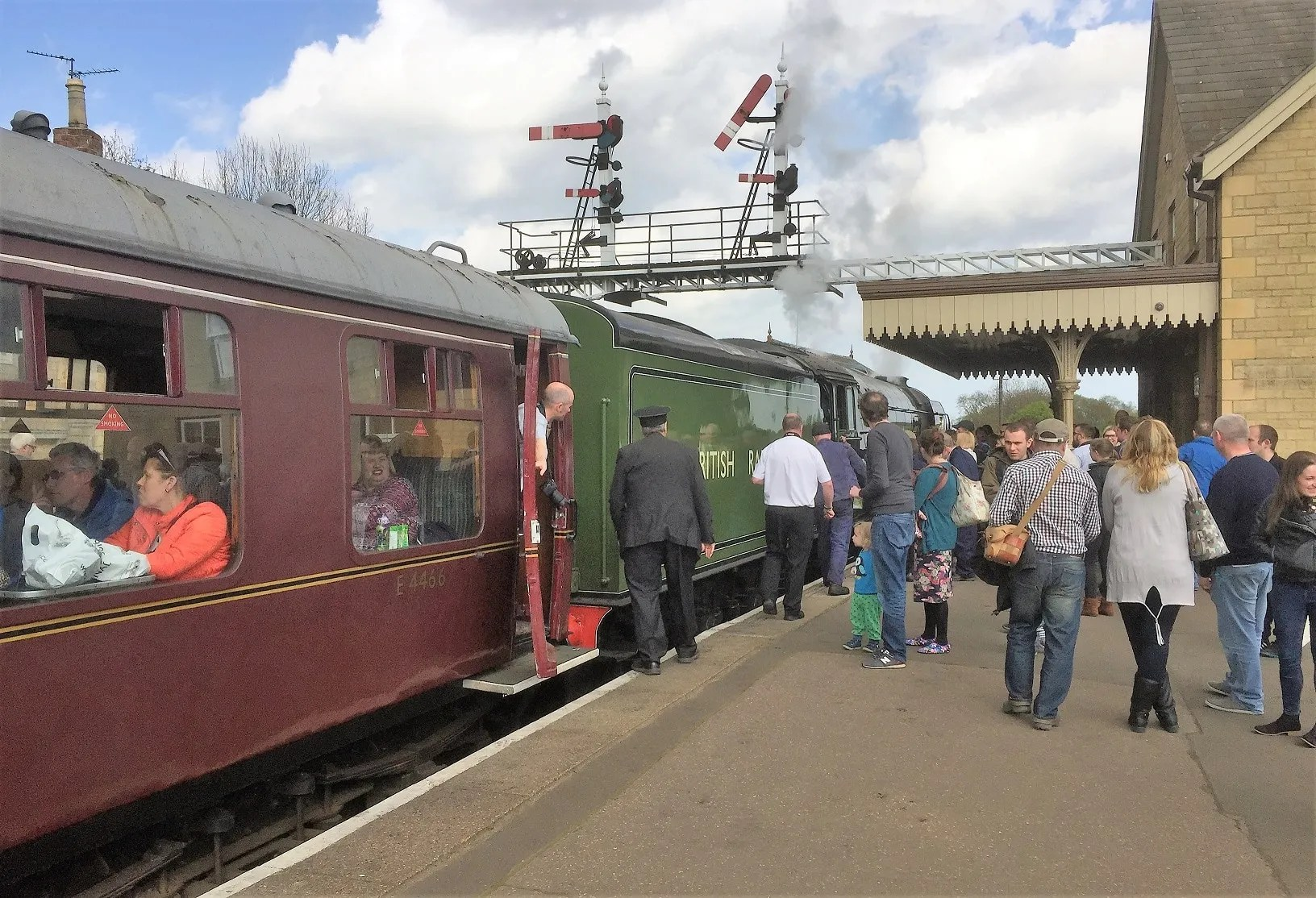 Toronto at the Nene Valley Railway