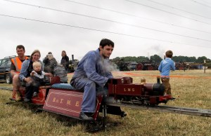 Competition – win tickets to the Barton Under Needwood Steam Rally