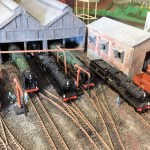 How to build a model railway shed