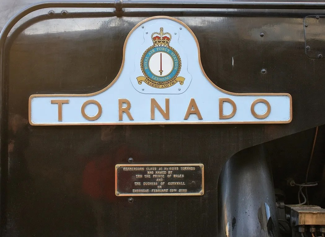 Tornado 60163 - A1 Peppercorn class - new steam locomotive
