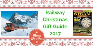 Railway Christmas Gift Guide