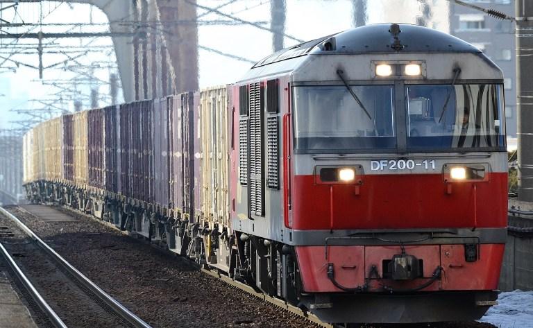 Bahntransporte China – Europa während Corona