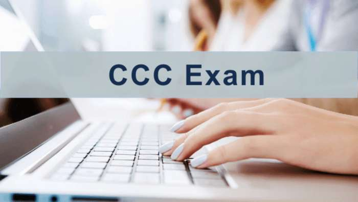 CCC Result 2018: NIELIT CCC Exam September Result  - Check Now!
