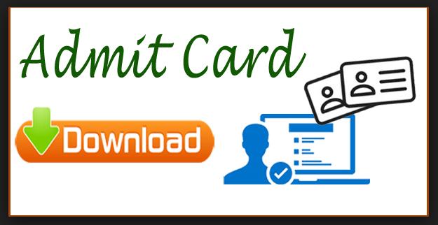 RPF Admit Card 2018 Download