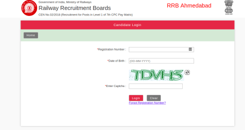 RRB Group D Hall Ticket 2018 .png
