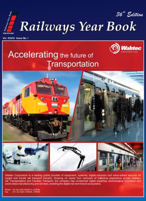 Railways Year Book