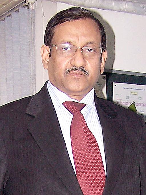 Dr. A K Agrawal, CMD River Engineering Pvt. Ltd.