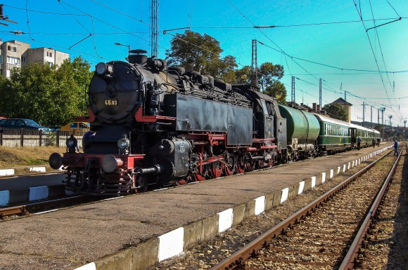 black sea express train