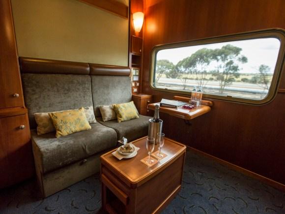 Great Southern Rail Australia platinum