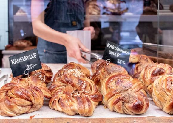 Norwegian pastries