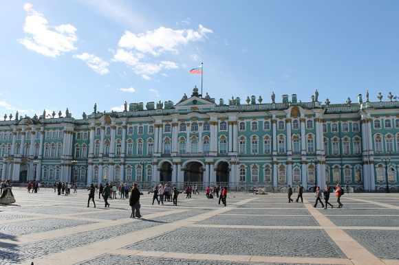 St Petersburg winter palace