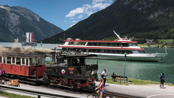 Achensee railway austria