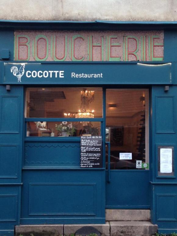 boucherie cocotte restaurant nantes