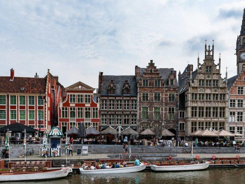 Ghent on Eurostar