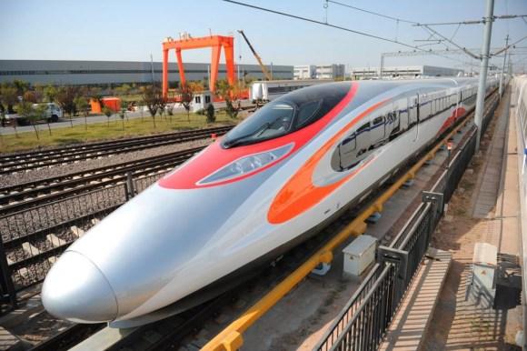 hong kong to Beijing train