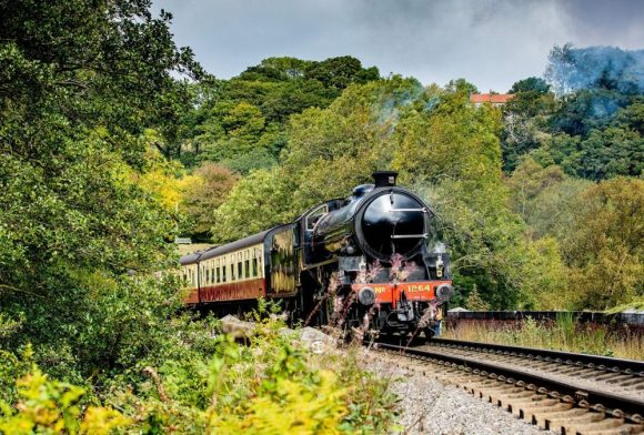 Great British railway journeys, north yorkshire moors railway