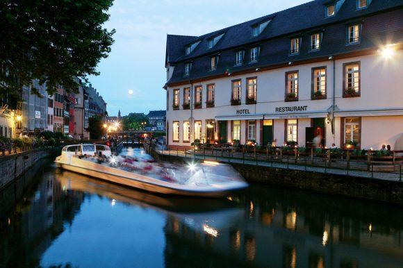 eurostar to strasbourg, hotel regent petite france