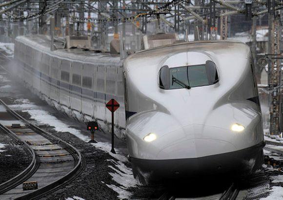 Tokaido Shinkansen train