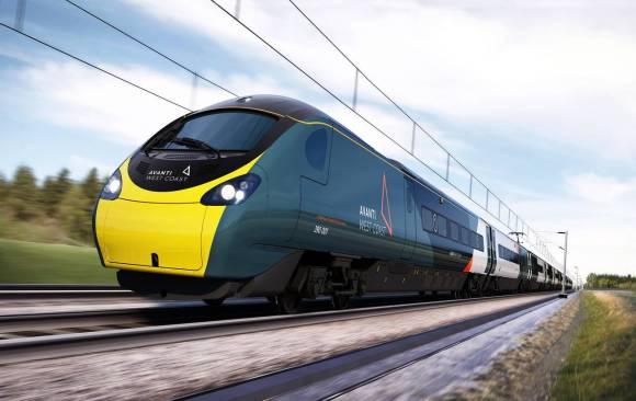 London to edinburgh train