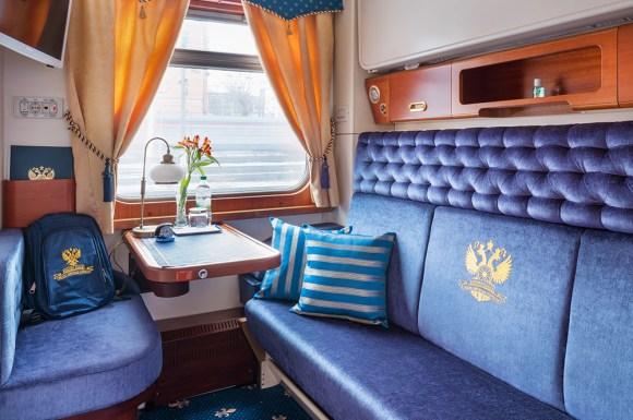 golden eagle trans Siberian luxury train
