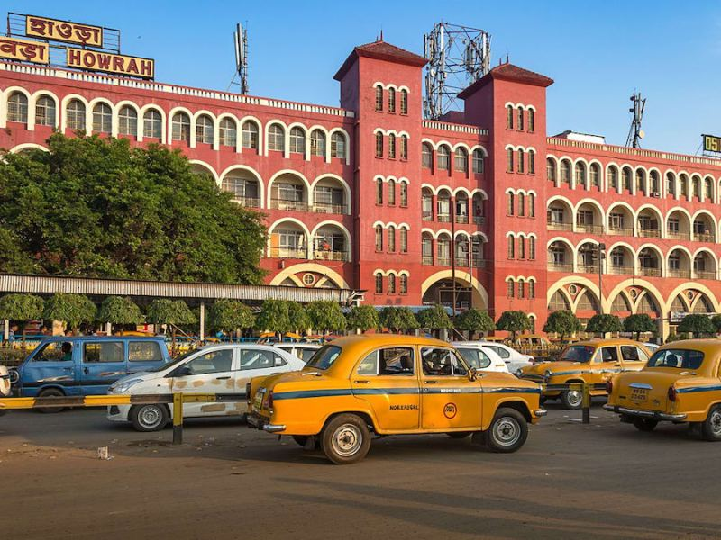 howrah junction station