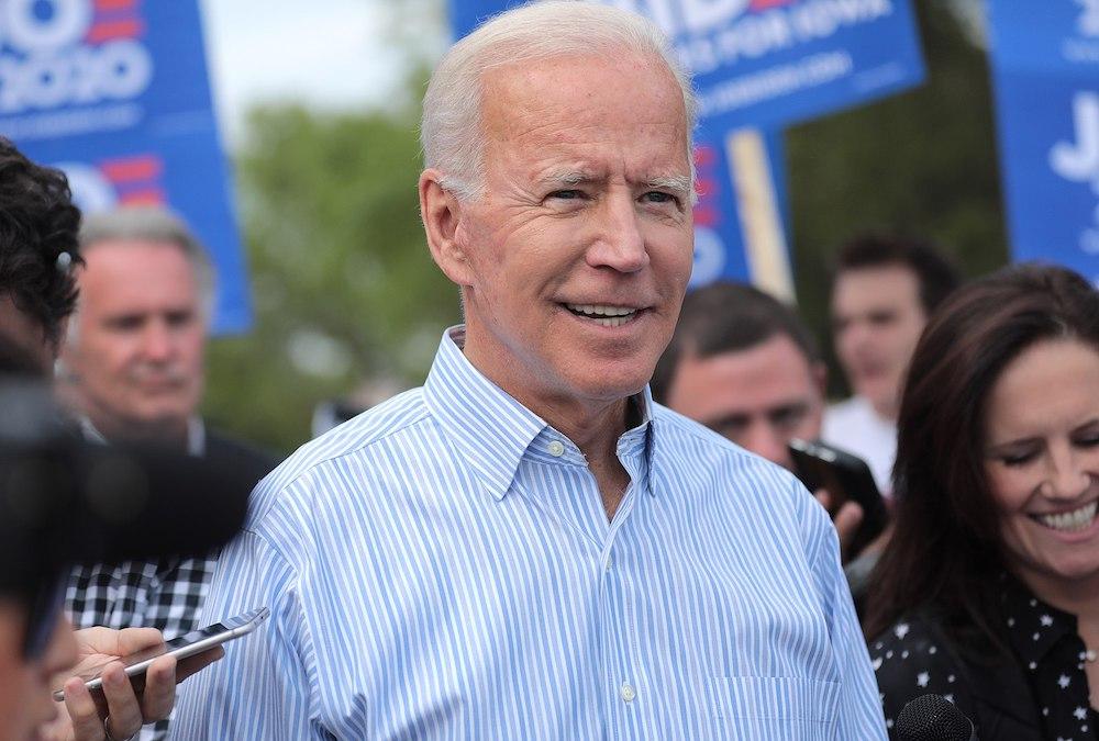 Joe Biden amtrak