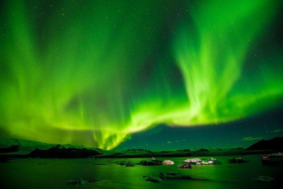 Kally Ellis: northern lights