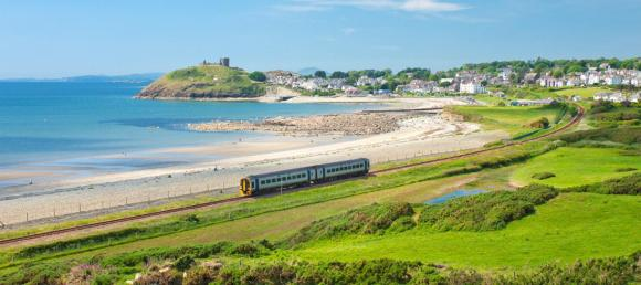 weekend train trips: Cambrian coast