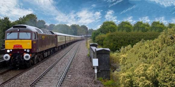 weekend train trips