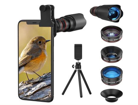 camera lens kit