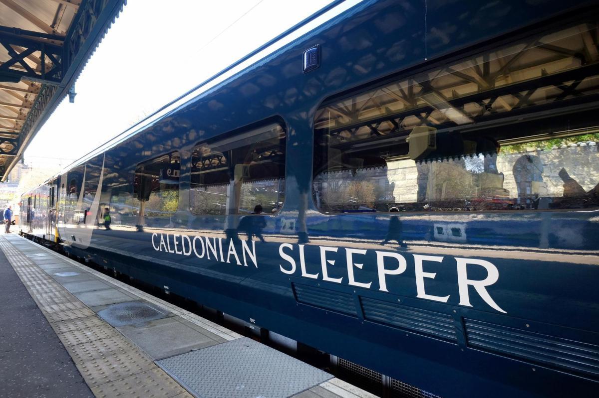 railbookers caledonian sleeper