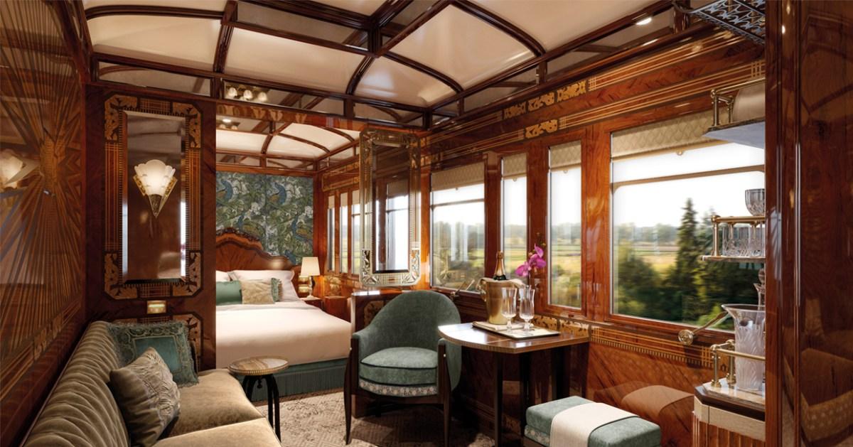 Tailor Made Rail Venice Simplon orient express