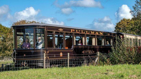 british steam trains ffestiniog railway