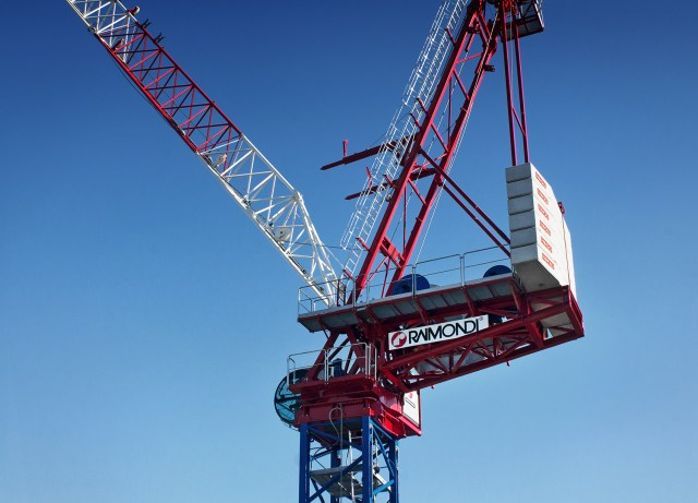 Construction Shows: Raimondi Cranes and GP Mat International to exhibit two new cranes onsite at Intermat 2018 in Paris