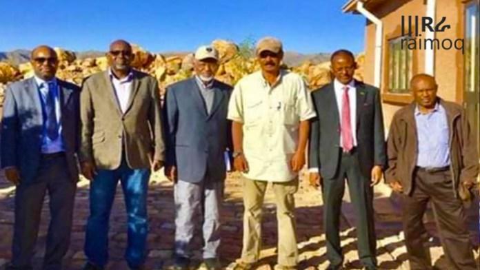 Leadership of ex-Ogaden rebels return to Ethiopia from