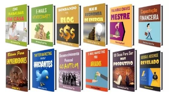 30 e-books plrs em português 2.0